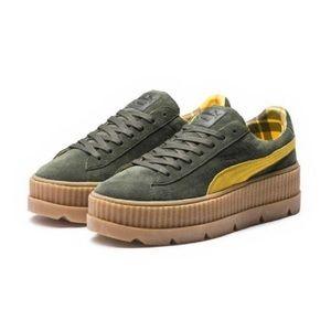 2d5f42f63e50 Women s Puma Fenty Creeper Sneakers